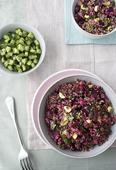 beetroot quinoa puy lentil salad thumbnail